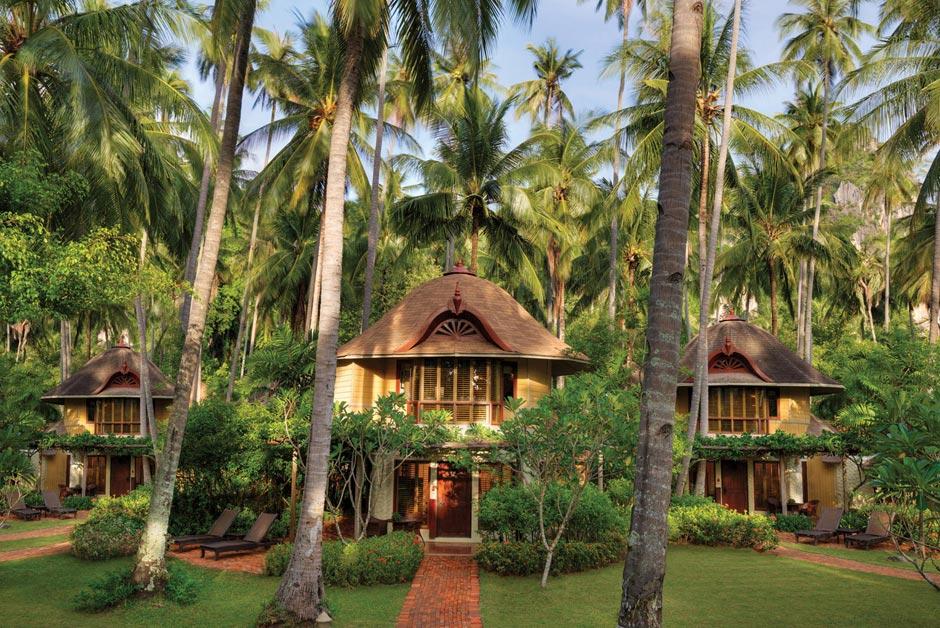 Rayavadee krabi accommodation deluxe pavilion for Design hotel krabi