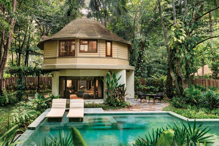 Rayavadee Krabi Accommodation Pool Pavilion