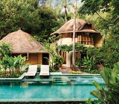 Accommodation At Rayavadee Krabi Thailand